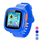 Smart Watch for Kids Girls Boys,Smart Game Watch with Camera Touch Screen Pedometer,Kids