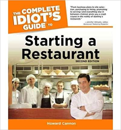 Free ebooks download online [(Complete Idiot's Guide to Starting a Restaurant )] [Author: Pamela Rice-Hahn] [Dec-2005] em português FB2 B010DTMF1Y