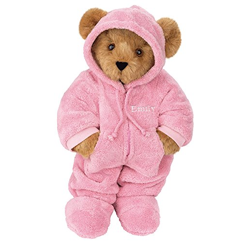 Vermont Teddy Bear Pajama inches