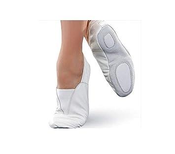1bd6a1489a349 MEDUSA ENT LLC Rubber Sole Gymnastic Shoes Goat Leather Gymnastics Shoe