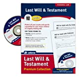 Adams Last Will and Testament with CD, Forms and Instructions (ALFP117)