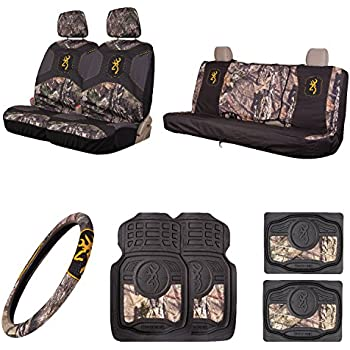 Amazon Com Browning Universal Pink Camo Seat Cover