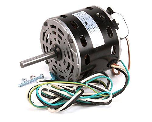 208v Commercial Fan - Manitowoc Ice 7626733 Fan Motor, 208V/230V, 50 Hz/60 Hz