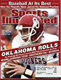 Sports Illustrated October 20, 2003 Jason White/Oklahoma Sooners, Jockey Bill Shoemaker, Mountain Biking