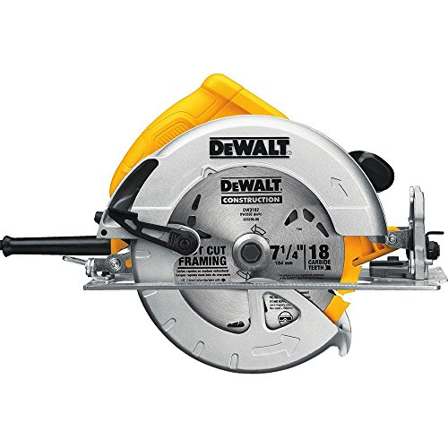 DEWALT DWE575K Lightweight Circular Saw Kit