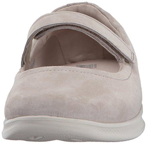 Lite Step Taupe Go Janes Skechers Mary Noir Femme EqpWW5