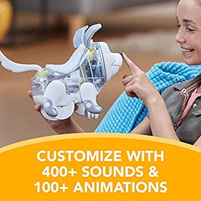 furReal Makers Proto Max Interactive Pet Toy, Unassembled, Free Downloadable App, Ages 6 and Up ( Exclusive): Toys & Games
