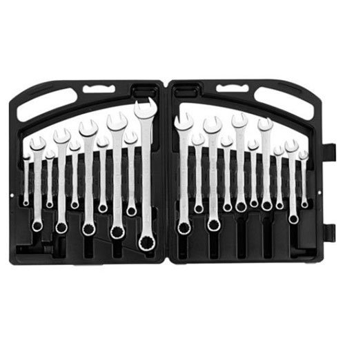 Stanley 85-783 20 Piece Satin Finish Combination Wrench Set