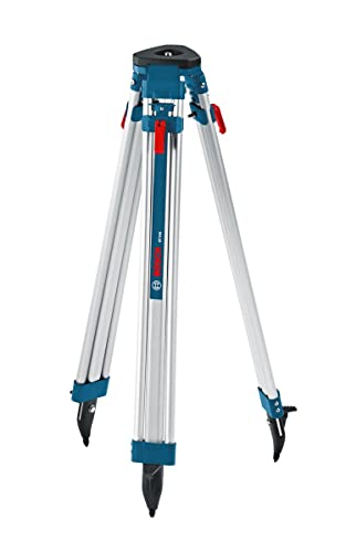 Best Laser Level Tripod: Bosch BT160 Alum Quick Clamp Tripod