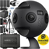 5000 fps camera - Insta360 Pro Spherical VR 360 8K Camera Ultimate Virtual Reality Bundle
