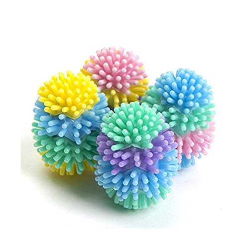 Egg Shaped Porcupine Balls- 12 Pack (Egg Shaped Porcupine Balls)