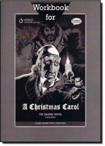 A Christmas Carol: Workbook (Classic Graphic Novels) by Heinle ELT