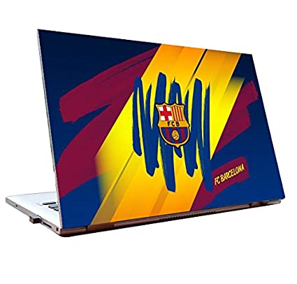 tamatina laptop skins 15 6 inch fc barcelona logo hd quality