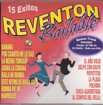 Super Formula Musical, Tlapehuala Show Fiesta 85 - Reventon Bailable (15 Exitos Varios Artistas) - Amazon.com Music