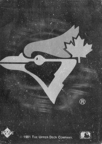 (1991 Upper Deck Hologram Toronto Blue Jays)