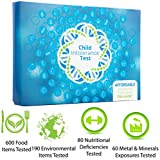5Strands | Child Deluxe | Food & Environmental Intolerance | Nutritional Deficiencies | Metal & Mineral Imbalances | Test 900 Total Items | Hair Analysis | Results in 1-2 Weeks | Home Test Kit