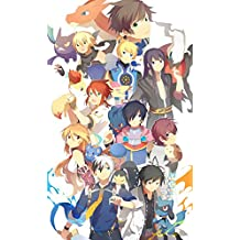 Customized Tales of Symphonia The Animation Poster 14x23 inch Prints F0CACC8B6 Fast Shipping
