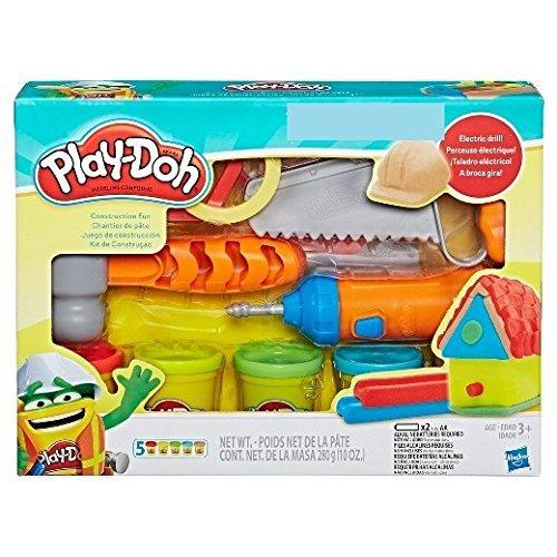 Play Doh Construction Fun]()