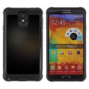 "Hypernova Defender Series TPU protection Cas Case Coque pour SAMSUNG Galaxy Note 3 III / N9000 / N9005 [Simple patrón de 37""]"