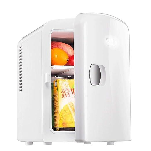 Neveras de viaje Refrigerador portátil for automóvil de 4L, mini ...