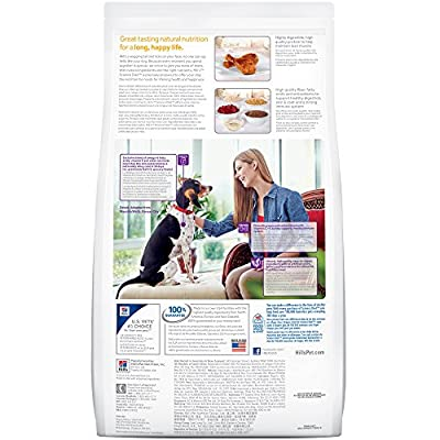 Hill's Science Diet Adult Large Advanced Fitness Chicken & Barley Dry Dog Food, 35 lb Bag, 1 Ct by Hill's Pet Nutrition Sales, Inc.