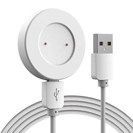 SIKAI Cable de Carga de Repuesto Compatible con Huawei Watch GT ...