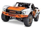Traxxas Unlimited Desert Racer 4X4 RC Race Truck - White