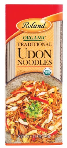 Roland Udon Noodles, 12.8 Ounce (Pack of 30) by Roland