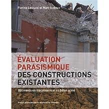 Évaluation Parasismique des Constructions