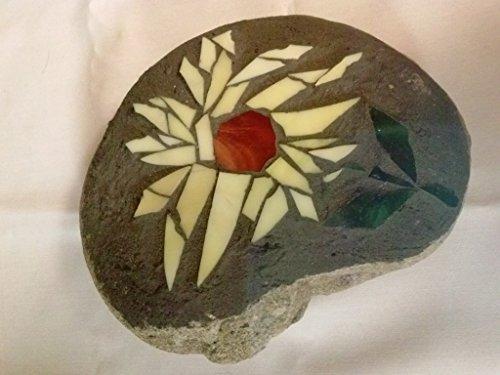 Handmade Yellow Sunflower Garden Art