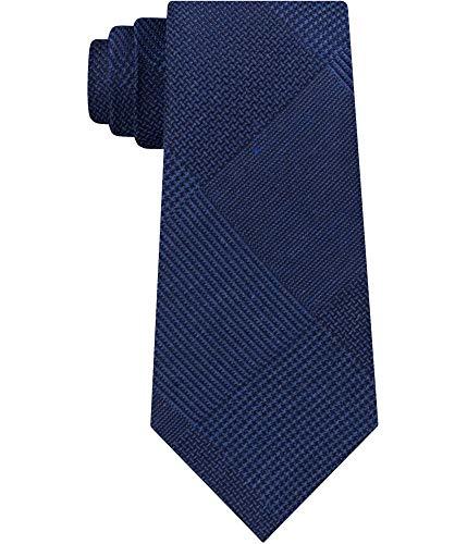 Kenneth Cole Mens Updated Glen Self-Tied Necktie