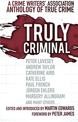 Truly Criminal By Martin Edwards