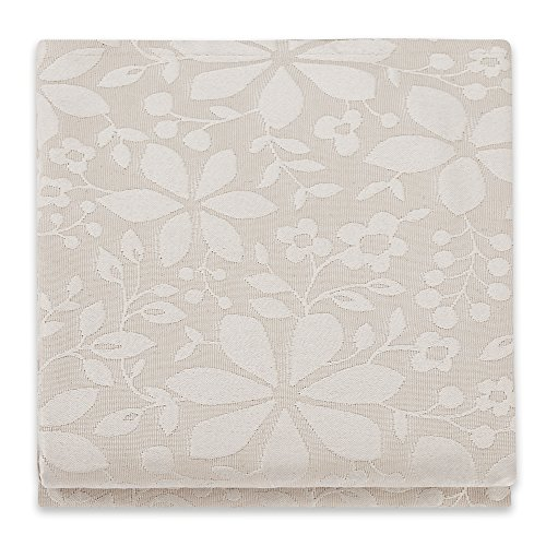Bella Bed Linens (Renaissance Home Fashion JOSIE Matelasse Bedspread, King, Linen)