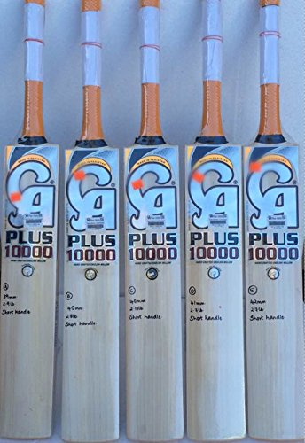CA PLUS 10000 English Willow Cricket Bat by CA