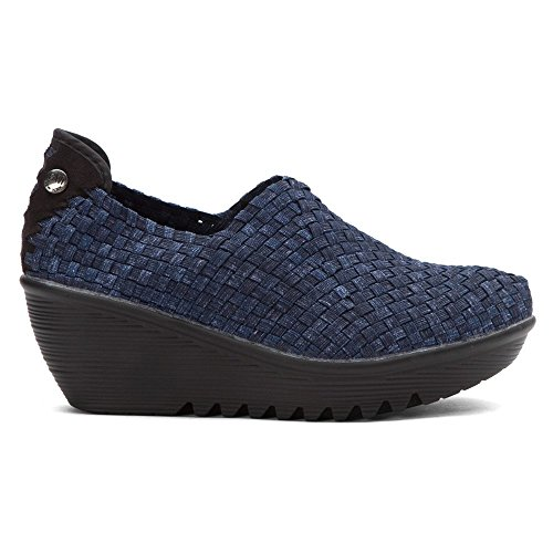 Gem Jeans Women's Wedge Bernie Pump Mev 8qSznxp
