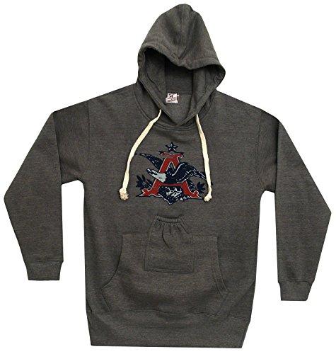 Budweiser Beer Pouch Adult Hoodie Hooded Sweatshirt (Beer Pouch Hoodie)