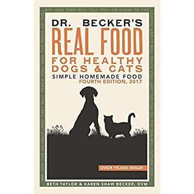 Cat Food Dr Becker's Real Food For Healthy Dogs and Cats: Simple... [tag]