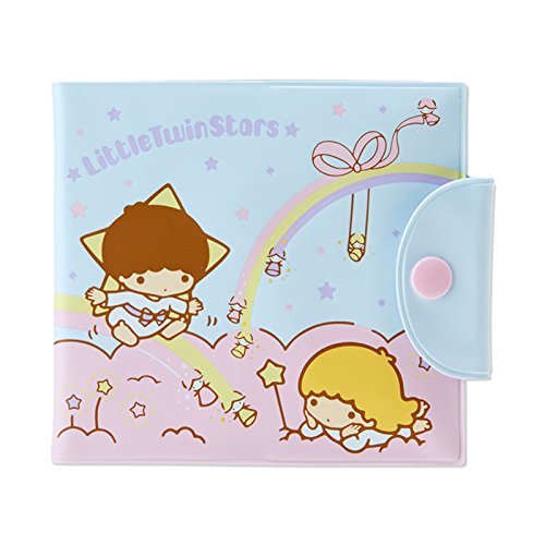 Littletwinstars Rainbow point card case ()