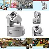 Coolcam HD P2P Wireless Wifi Security IP Camera Home Alarm System iPhone Android Smartphone Remote Control