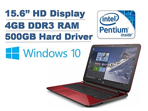 2016 HP Flyer Red 15.6