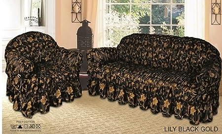Astonishing Jacquard Elastic Fitting Chair Sofa Settee Slip Cover 2 Beatyapartments Chair Design Images Beatyapartmentscom