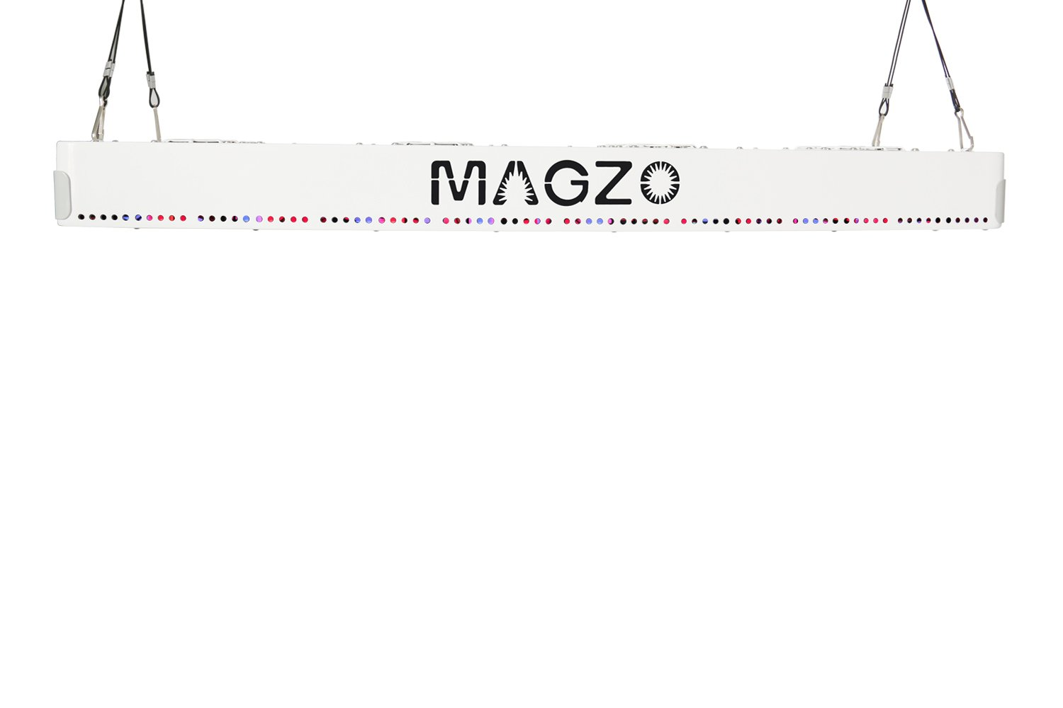 High Power Plant Grow Light, MAGZO A16 Full Spectrum LED Grow Lights with 3W Chips for Greenhouse Plants Marijuana Bonsai (MAGZO A16 550W) by MAGZO (Image #6)