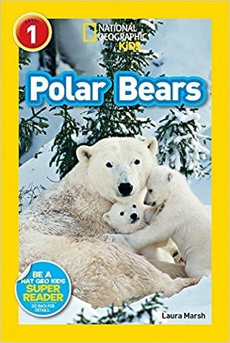 Amazon.com  National Geographic Readers  Polar Bears (9781426311048)  Laura  Marsh  Books dc9f0f635f208