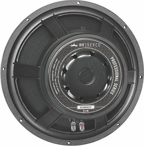 EMINENCE DEFINIMAX4015LF 15-Inch Professional Series Speakers