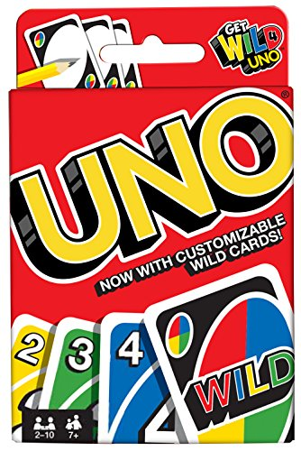 Uno Card Game - Adult Doll Box