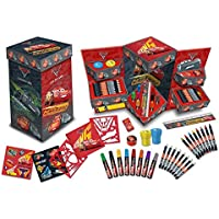 Frajodis - Cars 3 Coffret de Coloriage, 0007885