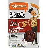 Tolerant Organic Red Lentil Penne, 227g
