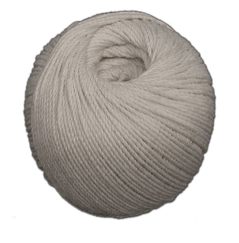 T.W . Evans Cordage 02-368 Number-36 Cotton Seine Mason Line with 200-Feet Ball
