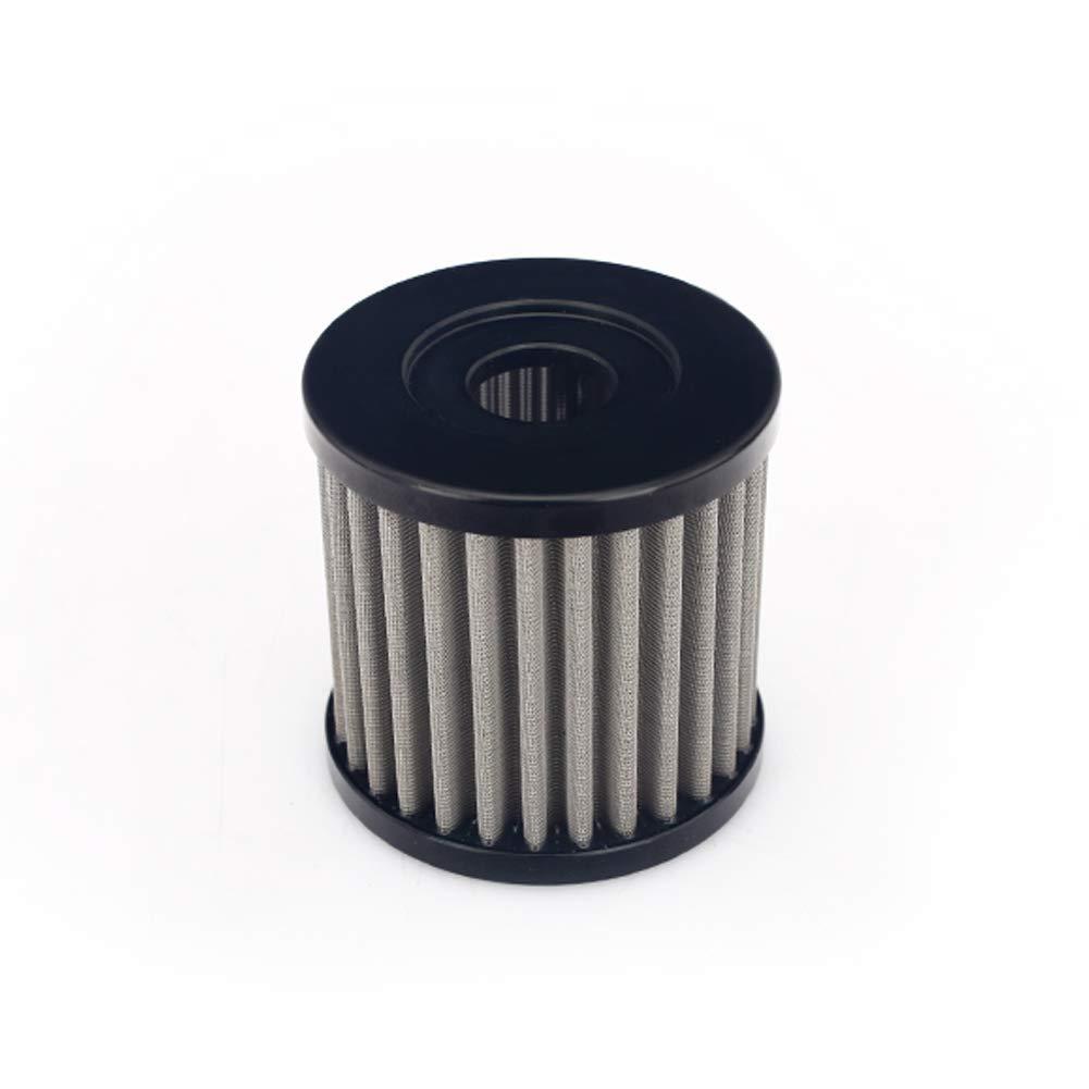 TARAZON Filtre /à huile en acier inoxydable R/éutilisable pr DRZ400S 2000-2016// DRZ400SM DRZ400 SM 2005-2016// DRZ400E 2000-2007// Quadsport LTZ 400 Quadracer LTR 450