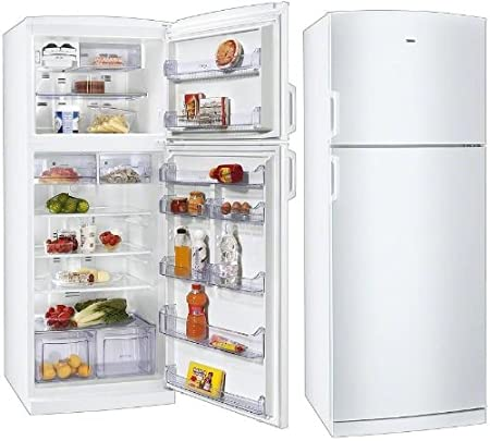 Zanussi ZRT344FW01 Independiente 423L A+ Blanco nevera y ...